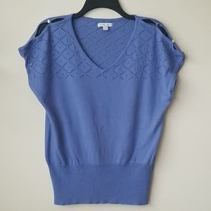 New york & co sweater top - size medium